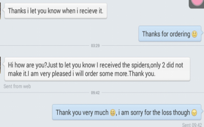 Testimonial From Norway
